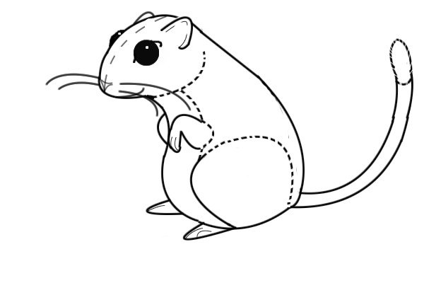 the word gerbil coloring pages | Send to: gerbilgames@hhgerbilry.com with your entry. Put ...